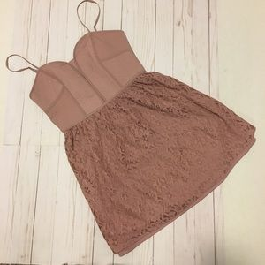 AE Soft Pink Dress!